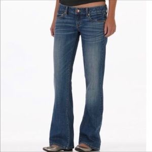 AEO Favorite Boyfriend Jeans, Long Tall Length